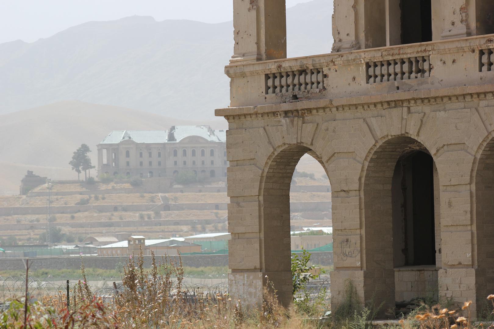 Tapa Tajbeek, Kabul