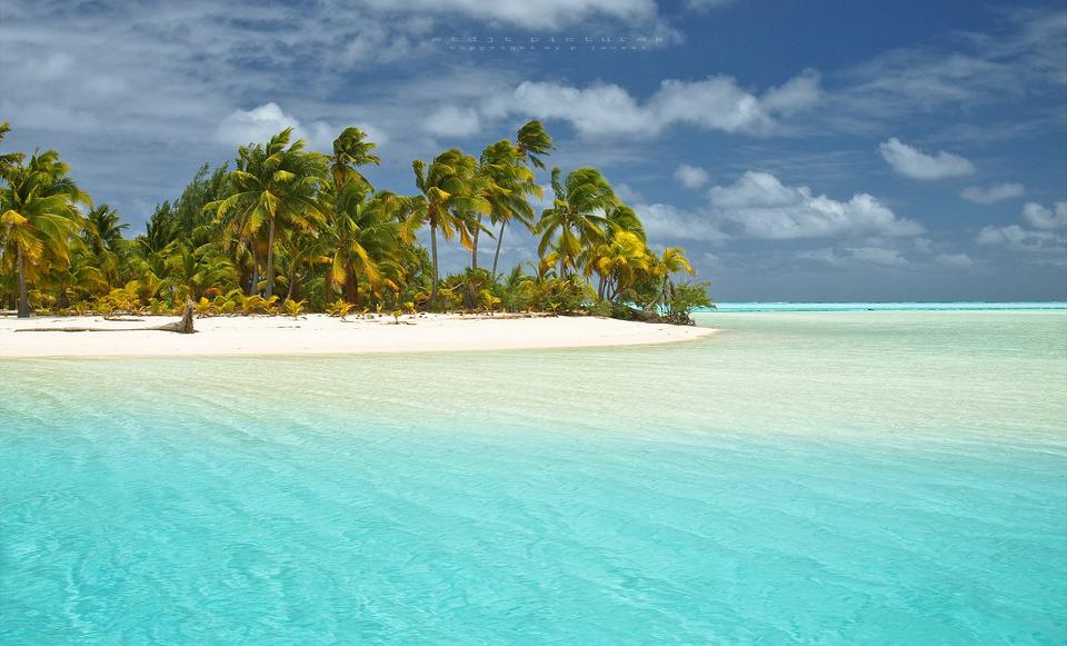 "Tapuaetai ""One Foot"" Island - Aitutaki Atoll - Cook Islands 2011"