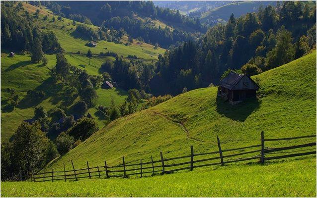 Tara Branului – Törzburger Land - 2