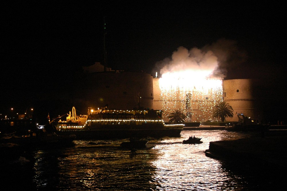 Taranto, S. Cataldo a mare