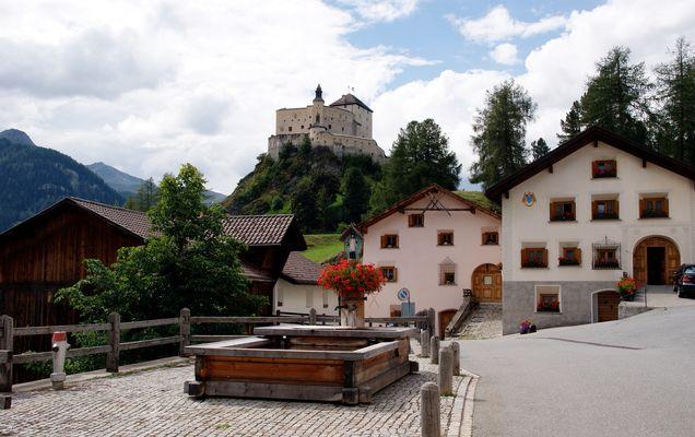 Tarasp/Graubünden