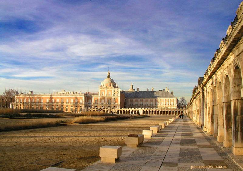 Tarde amable en Aranjuez (Madrid)