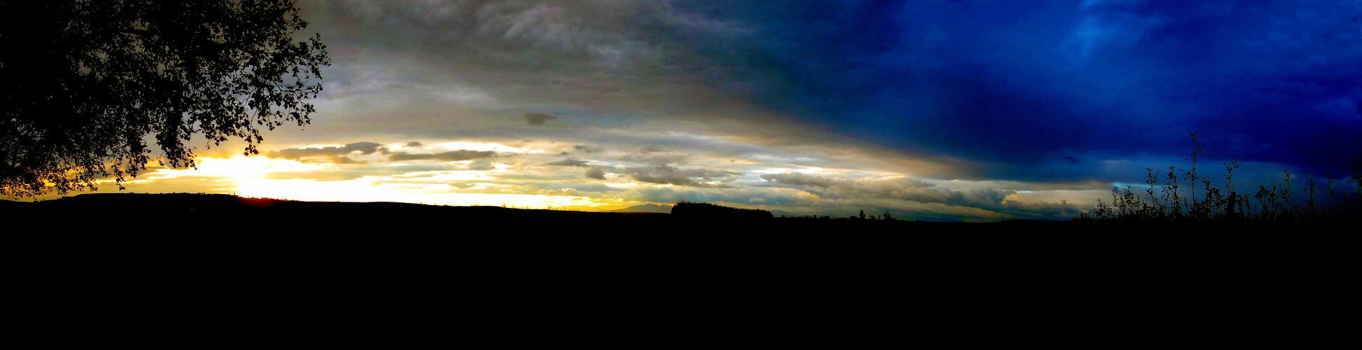 tardes de sol y tormenta