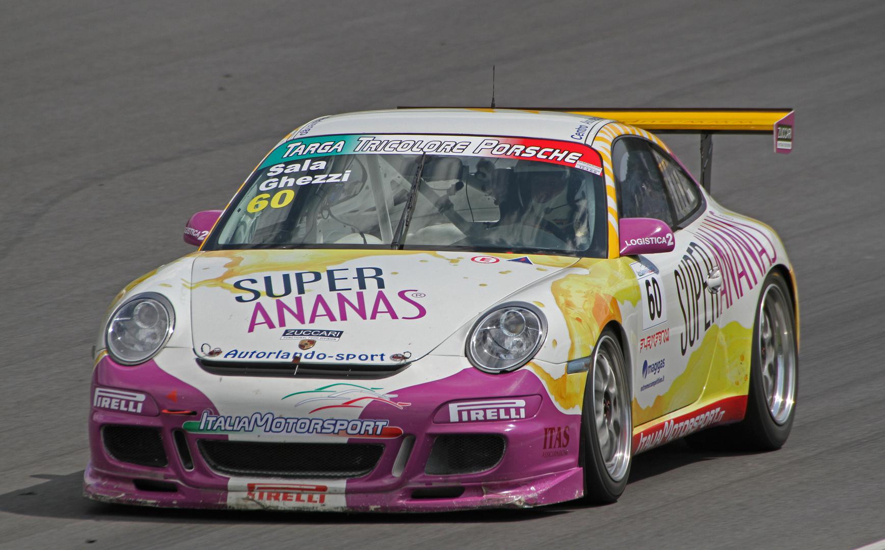 Targa Tricolore Porsche