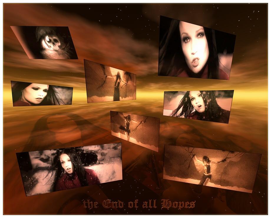 "Tarja - ""end of all hopes"""