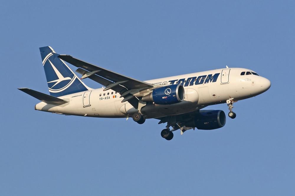 Tarom Airbus A318-111 (YR-ASA)