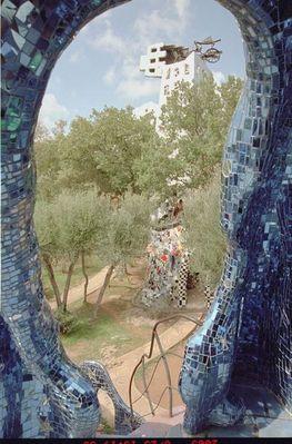 Tarot Garten Niki de St. Phalle