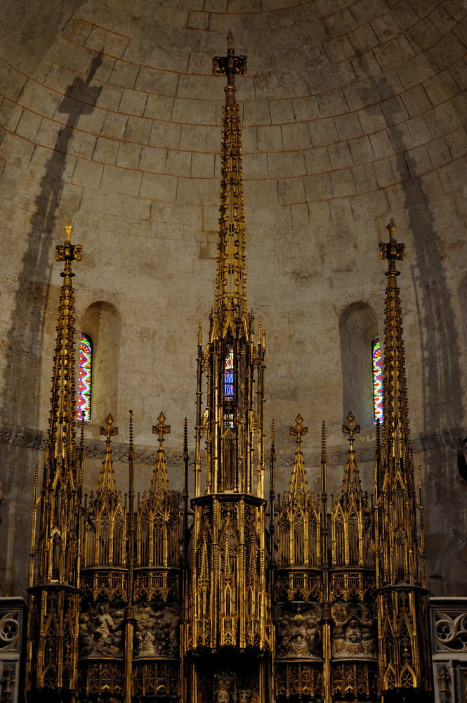 Tarragona Cathedral 1