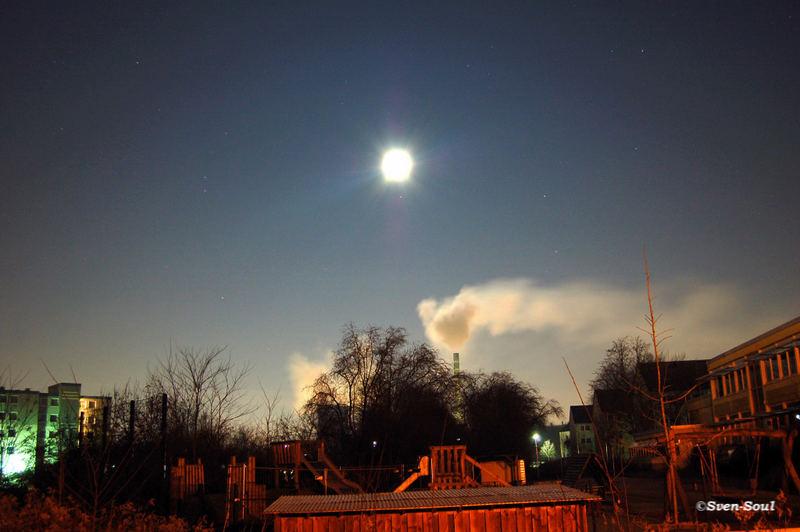 Taschenlampe der Nacht