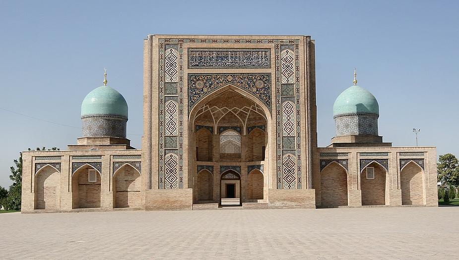 Taschkent - Die Medrese Barak Khan