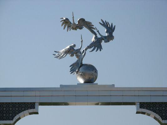 Tashkent (Mustakillik place)
