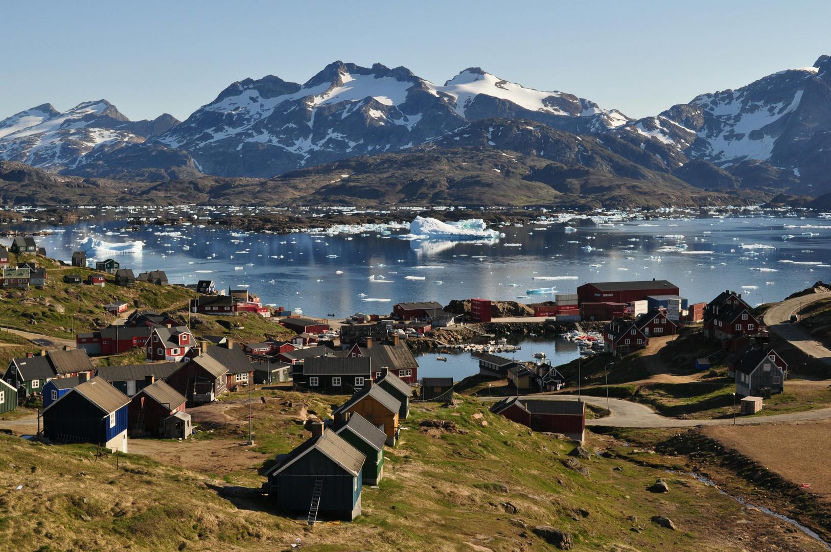Tasiilaq/Grönland