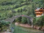 Taskoprü Bridge-Camlihemsin