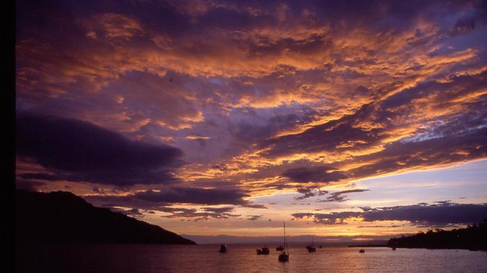 Tasmanien Freycinet National Park Dez. 2003