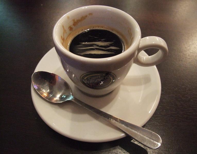 tasse de cafe...