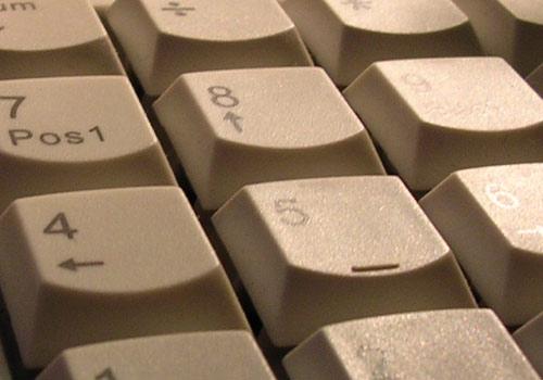 Tastatur *privat*