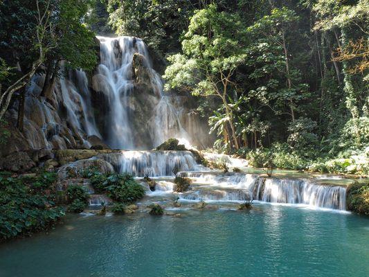 Tat Kuang Si, aux portes du paradis