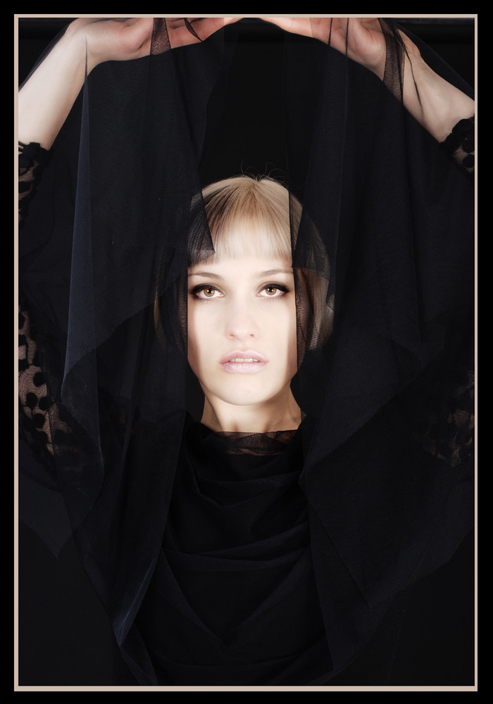 Tatiana Ditz fotografata da Paolo Corpetti