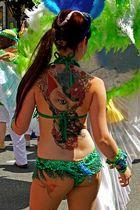 Tatoo und Samba