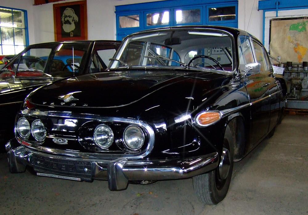 Tatra 603-3 bzw. Tatra 2-603 Modell 1969