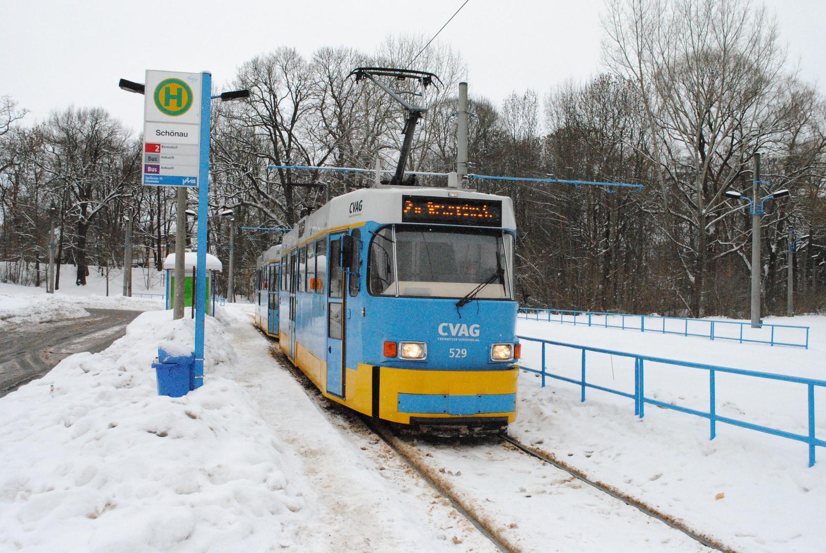 Tatra am Sonntag