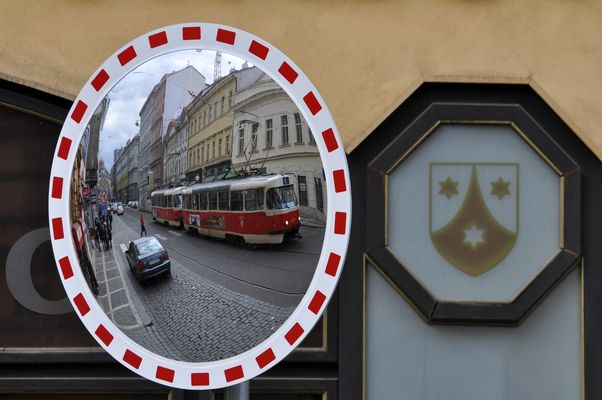 Tatra im Spiegel