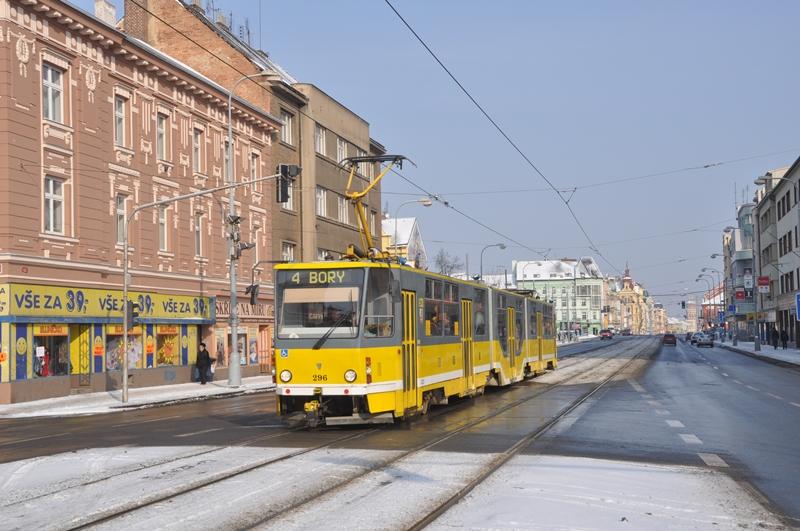 Tatra KT8 in Plzen