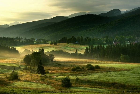 Tatra morning II