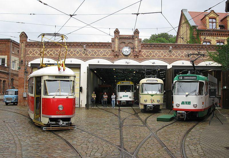 Tatra T1 in Sudenburg