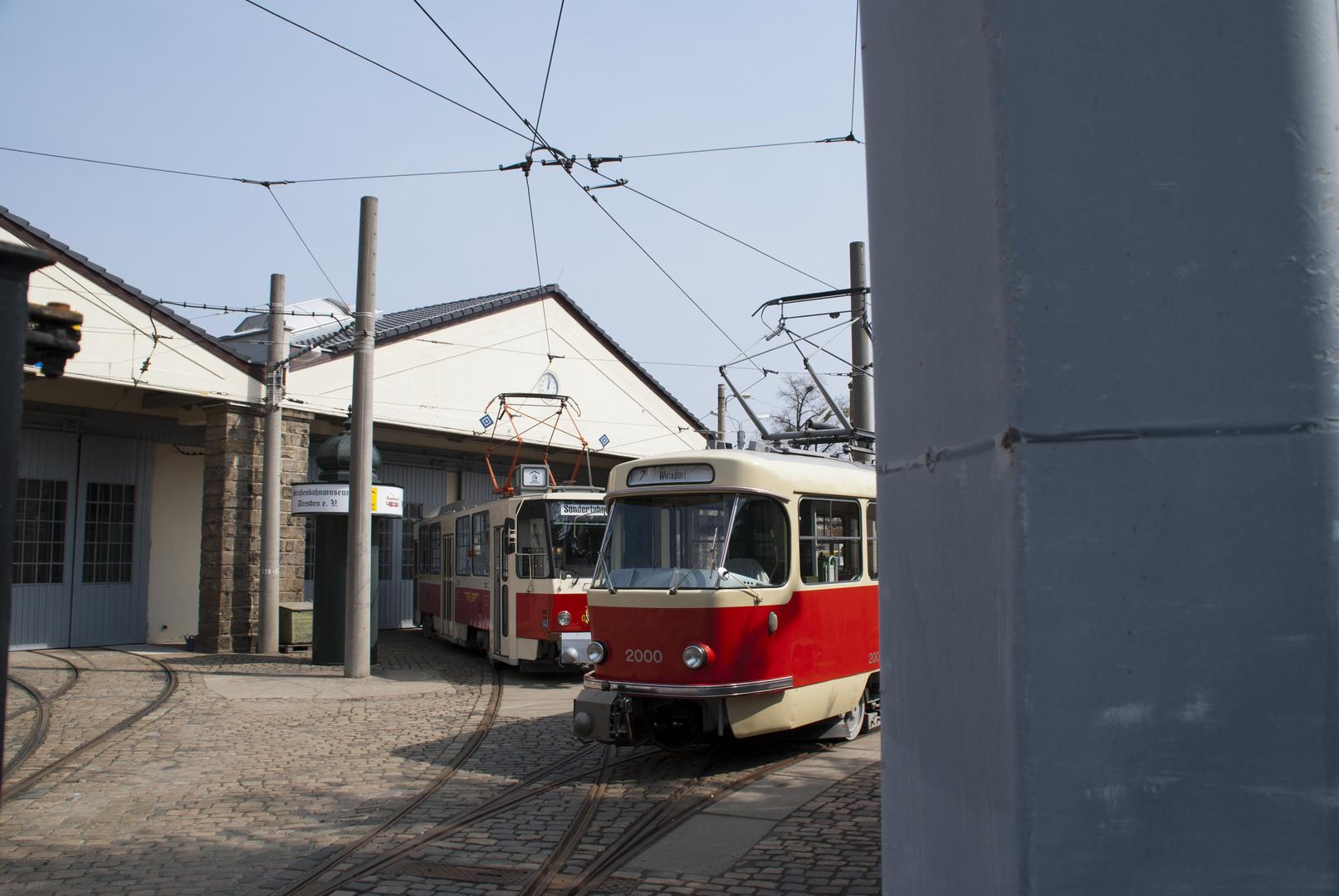 Tatras im Depot Teil 2!