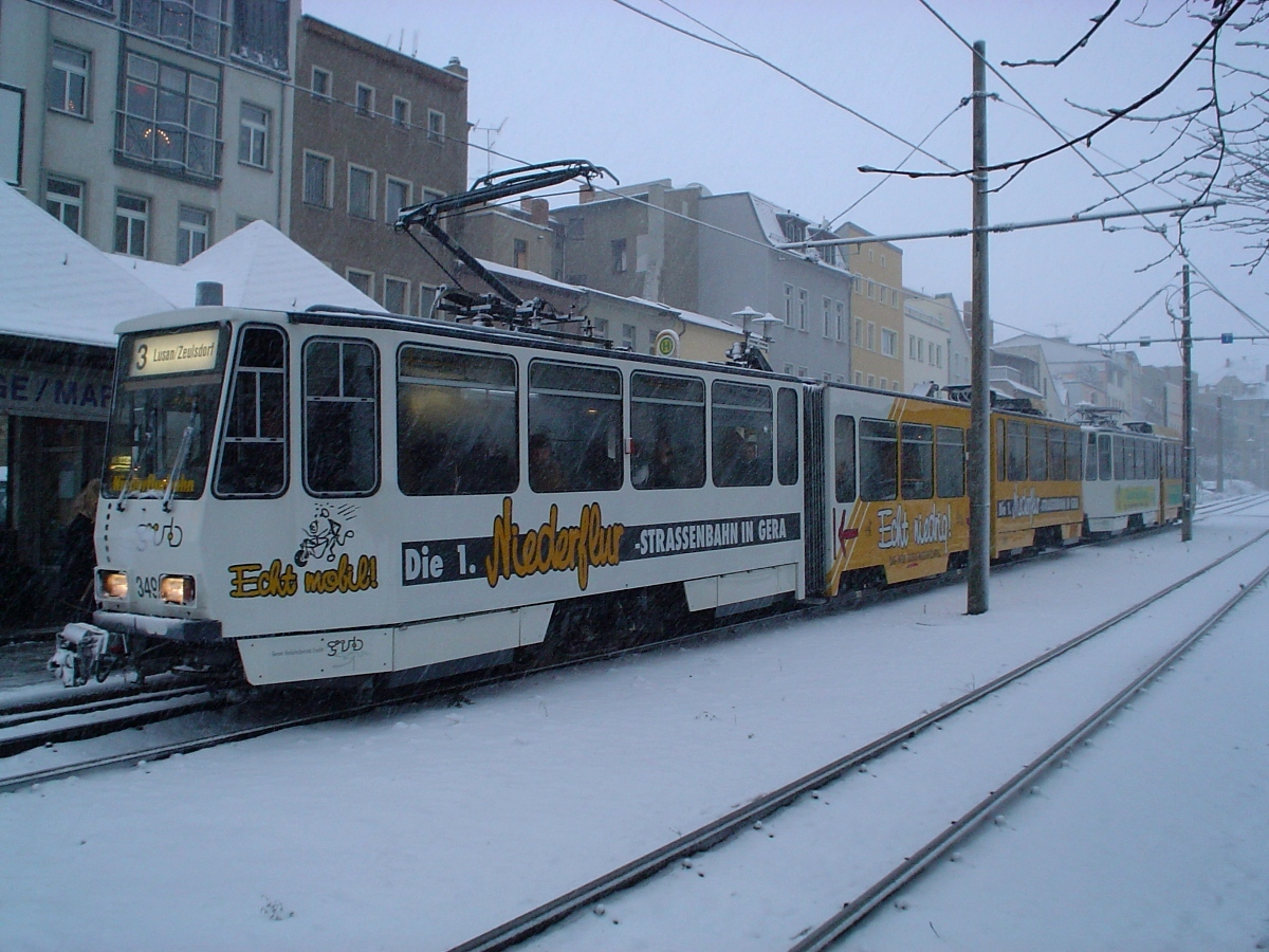 Tatras im Schnee (1)