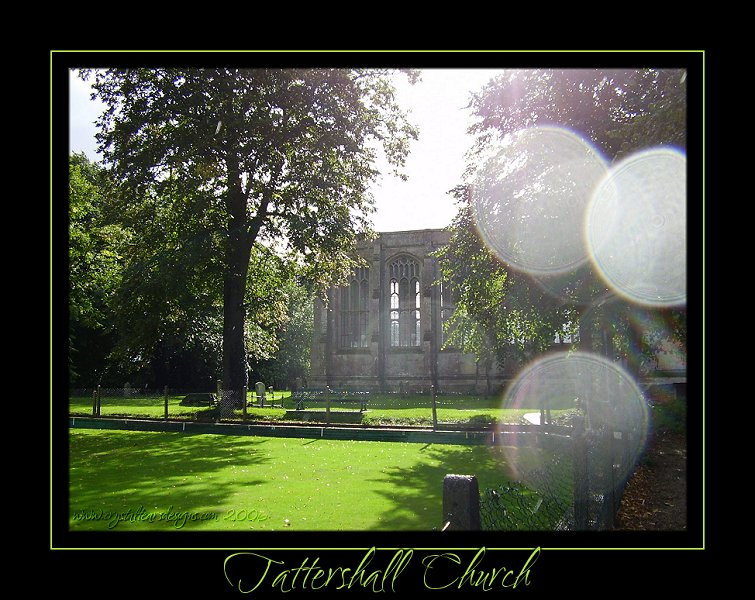 Tattershall Church