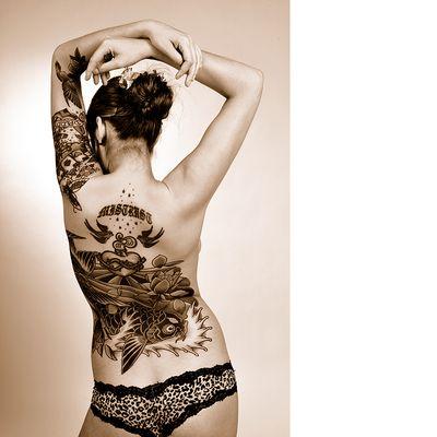 .... tattoo ....