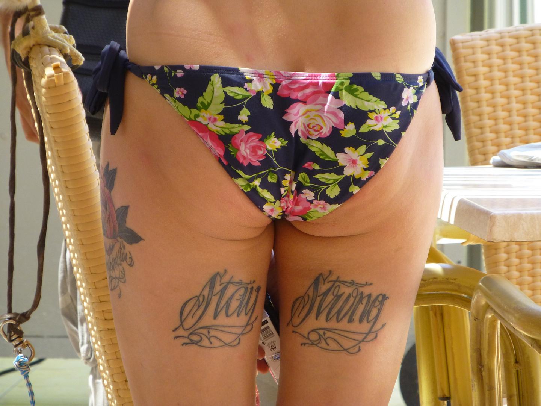 Tattoo auf Cayo Coco I