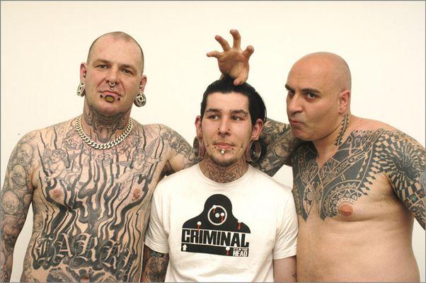 Tattoo Freunde
