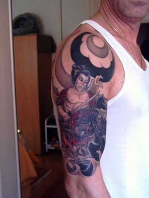Tattoo rechter Arm