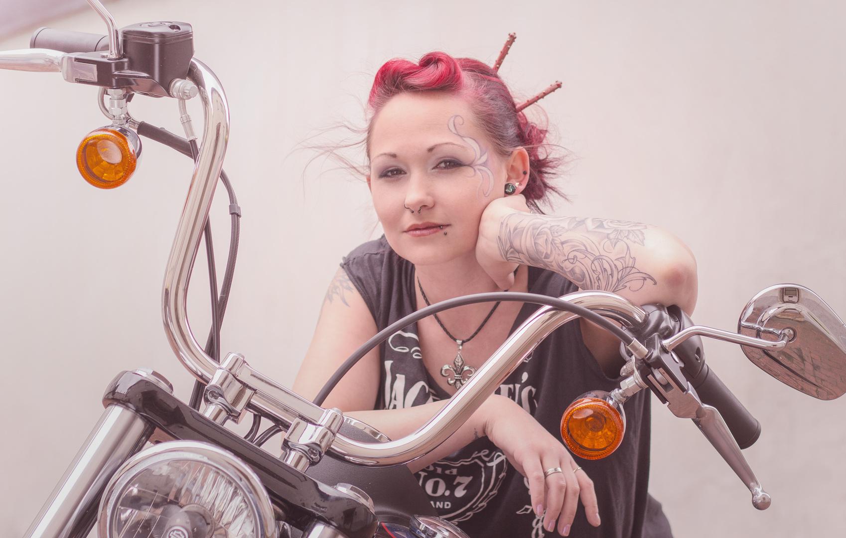 Tattoos & Bikes