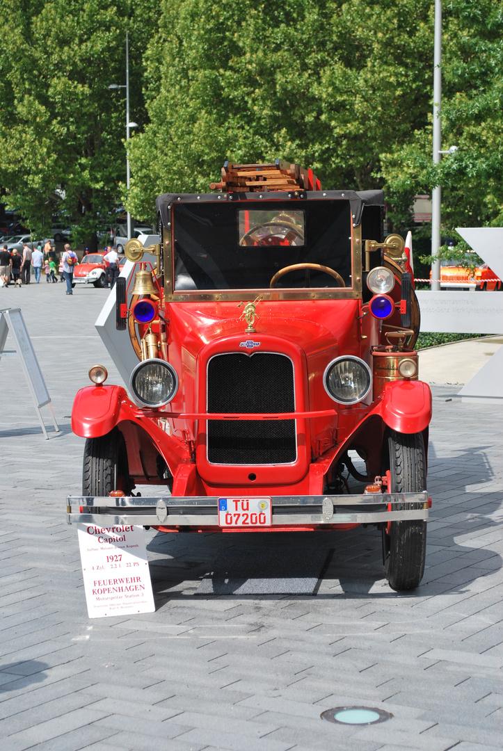 Tatü tata die Feuerwehr ist da von 1927