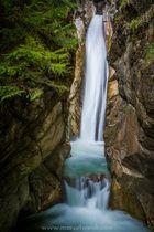 Tatzelwurm-Wasserfall