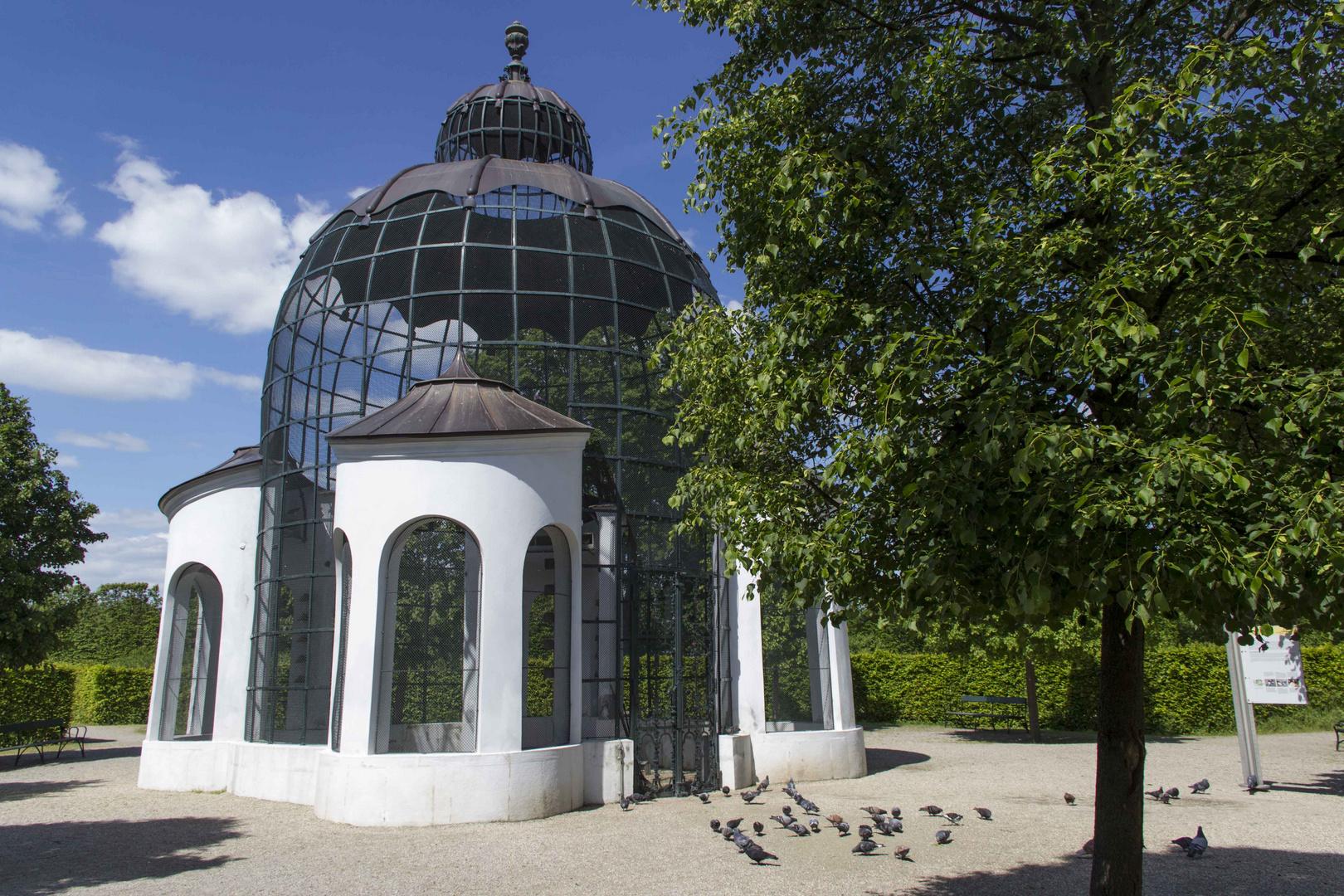 Taubenhaus Schloss Schönbrunn