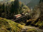 Tauernbahn - Reflexionsrisiko
