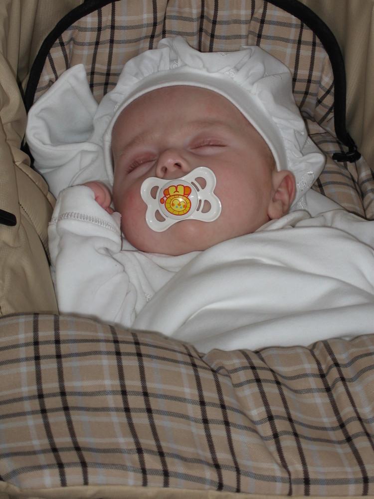 Taufe meines Neffen Markus