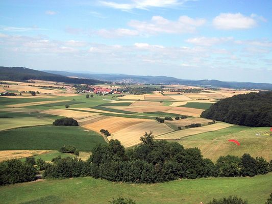 Taunus-Landschaft