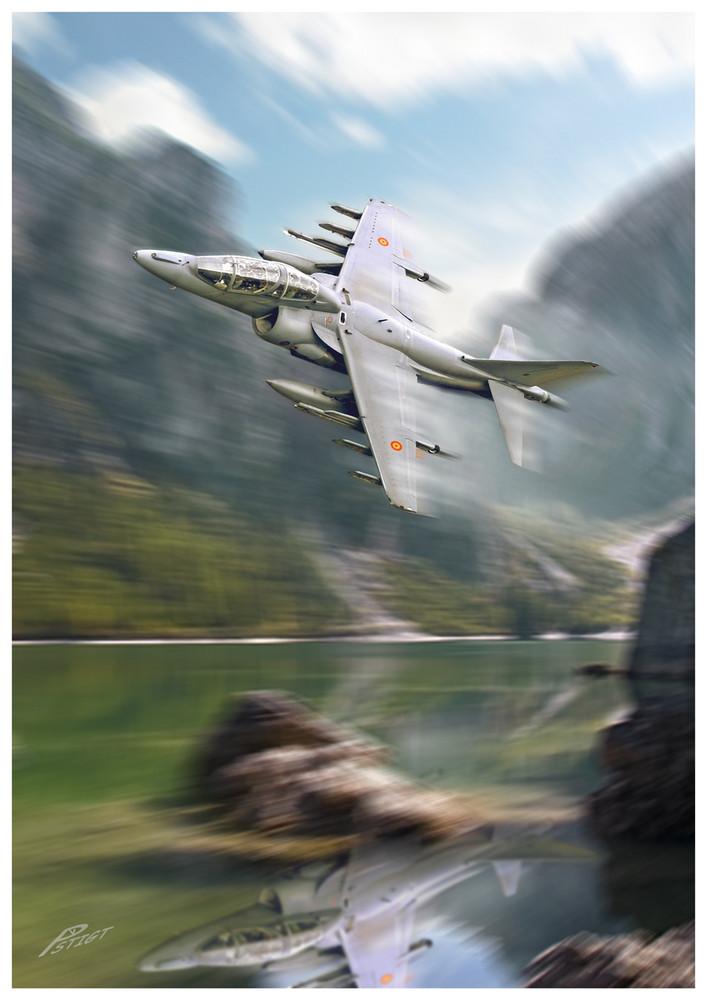 TAV-8B Harrier II