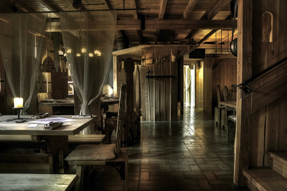 Taverne ~ Graf Egino