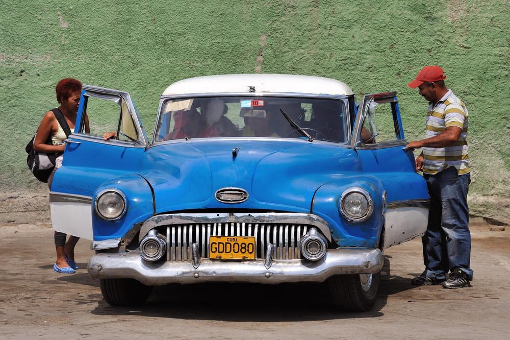 Taxi 1 en Bayamo b