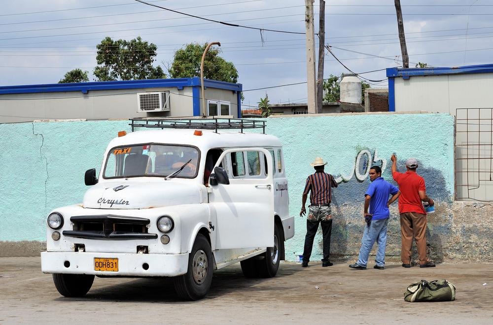 Taxi 2 en Bayamo