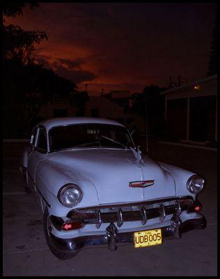 Taxi auf Kuba