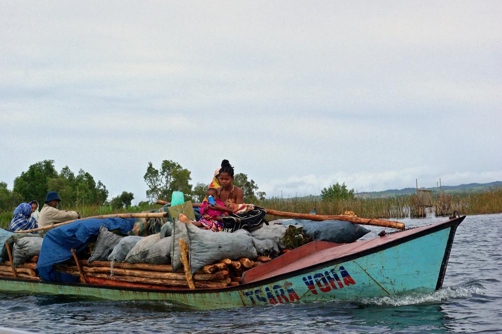 Taxi bateau