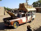 Taxi brousse au pays Dogon